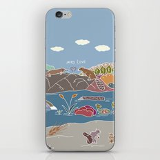 NERD Love iPhone & iPod Skin