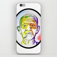 The Wise iPhone & iPod Skin