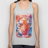 Staring Into Your Soul Unisex Tank Top
