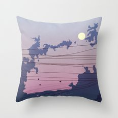 I Was Only Going Out Throw Pillow