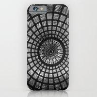 Tiffany Glass Dome Black… iPhone 6 Slim Case
