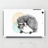 Hedgehog iPad Case