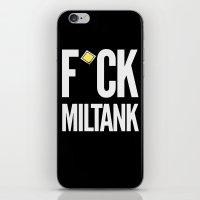 F*ck Miltank iPhone & iPod Skin