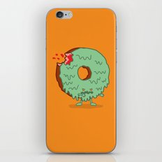 The Zombie Donut iPhone & iPod Skin