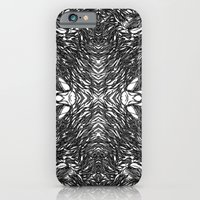 iPhone & iPod Case featuring Subconscious Thoughts  by Static44