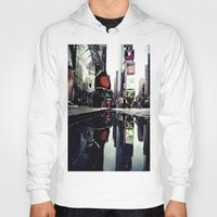 Time Square Mirror Hoody