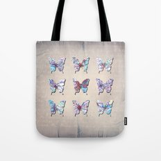 butterfly collection usa o6 Tote Bag