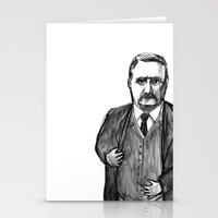 Theodore Roosevelt Did A… Stationery Cards
