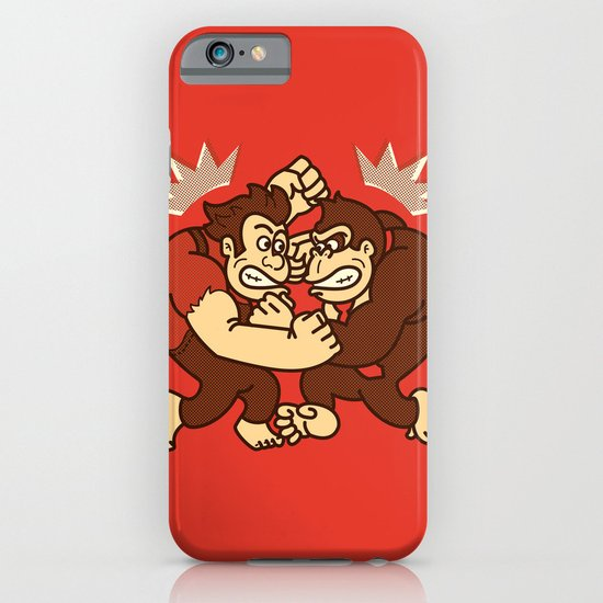 Let's Wreck it! iPhone & iPod Case