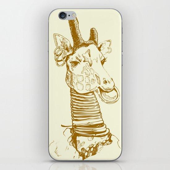 Nga Bilé iPhone & iPod Skin