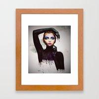 The Girl 3 Framed Art Print