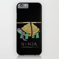 Ninja - Purple iPhone 6 Slim Case