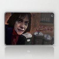 Busker Jesus Laptop & iPad Skin