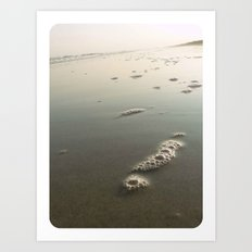 Ocean Bubbles Art Print
