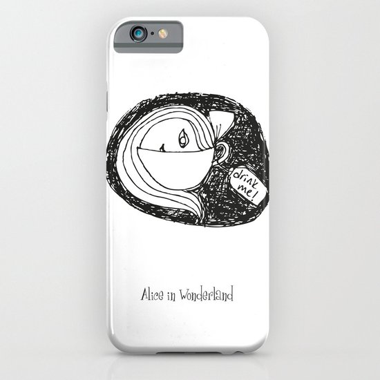Alice I iPhone & iPod Case
