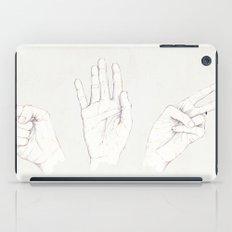 The Holy Trinity  iPad Case