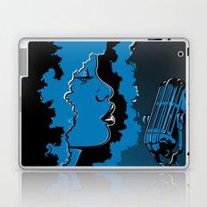 Jazz singer Laptop & iPad Skin