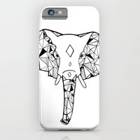 iPhone & iPod Case featuring Elephant by Clare Corfield Carr