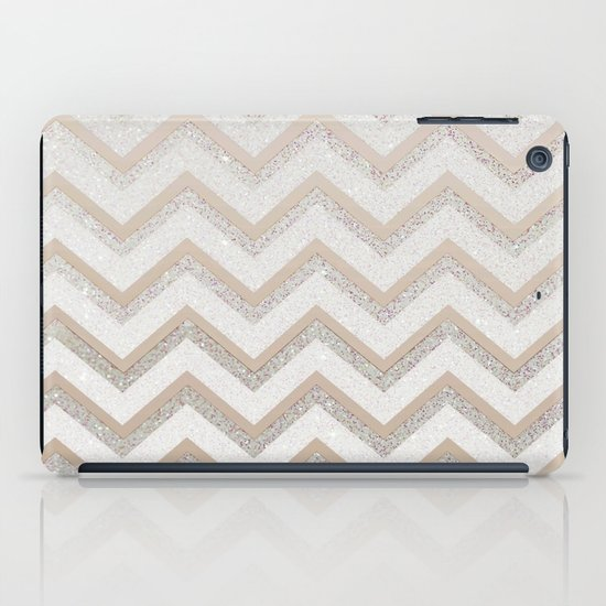 NUDE CHEVRON iPad Case