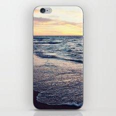 Lake Erie Sunset iPhone & iPod Skin