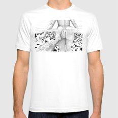 The Swim SMALL Mens Fitted Tee White