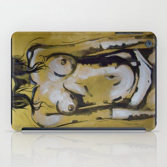 oro tribe iPad Case