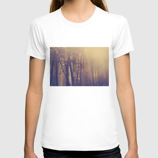 Sunbeams in the Forest T-shirt