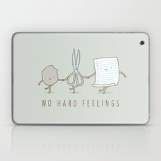 No Hard Feelings Laptop & iPad Skin
