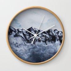 Mount Cook Wall Clock