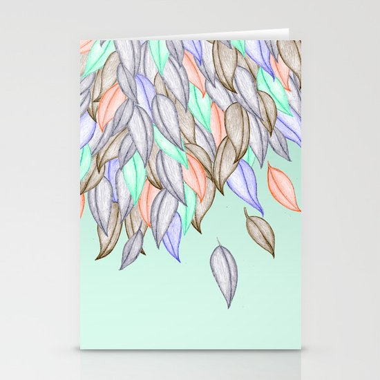 CRAYON LOVE  - A Different Nature Stationery Card