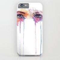 Rainbow Tears iPhone 6 Slim Case