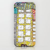 iPhone & iPod Case featuring chicago skyline by Kelly Tucker