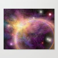 Nebula VI Canvas Print
