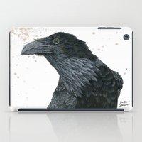 Raven Croft 2 iPad Case