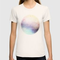 It does not do to dwell on dreams Womens Fitted Tee Natural SMALL