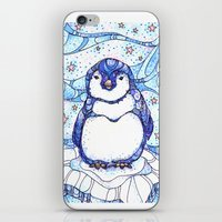 Penguin iPhone & iPod Skin