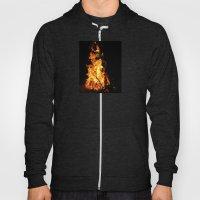 Fire demon Hoody