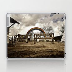 Something Wicked This Way Comes Laptop & iPad Skin