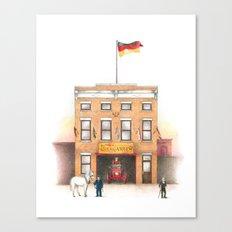 895 Broadway Canvas Print