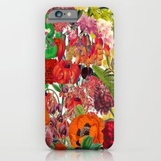 Flower Riot Slim Case iPhone 6s