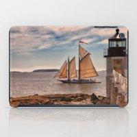 Keeping Vessels Safe iPad Case