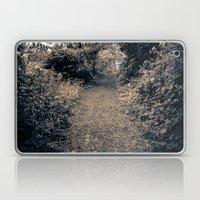 A Path Laptop & iPad Skin