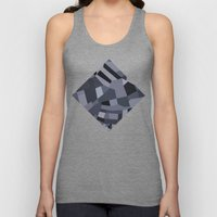 London Roads 45 Unisex Tank Top