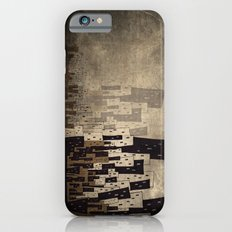 Busy City Where I came from iPhone 6 Slim Case