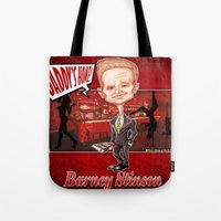 The Legendary...Barney S… Tote Bag