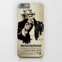 Wanted Poster iPhone 6 Slim Case