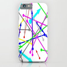 wohin soll es gehen - the right direction iPhone 6 Slim Case