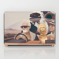 Fear and Loathing on Tatooine iPad Case