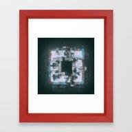 REPGROMED. (everyday 08.… Framed Art Print