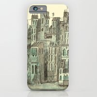 iPhone & iPod Case featuring Northern Island by andres lozano